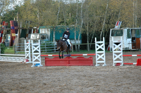 CCE club ponam à St Mars d'Outillé (Sarthe 72)