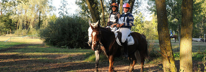 CCE amateurs et club à Fontenay sur Eure.