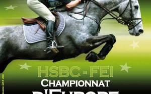 Championnat d'Europe de complet HSBC FEI. Rendez-vous à Fontainebleau !