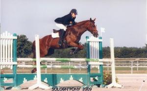 Sologn' Pony. Du 20 au 23 août 2009 - Lamotte Beuvron (41)